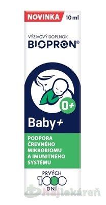 BIOPRON BABY+ S VITAMÍNOM D na imunitu, 10ML - Walmark BIOPRON BABY+ 10 ml