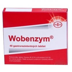 Wobenzym 40 tabliet