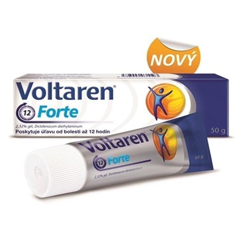 Voltaren Forte 2,32% gél gel.der.1 x 50 g