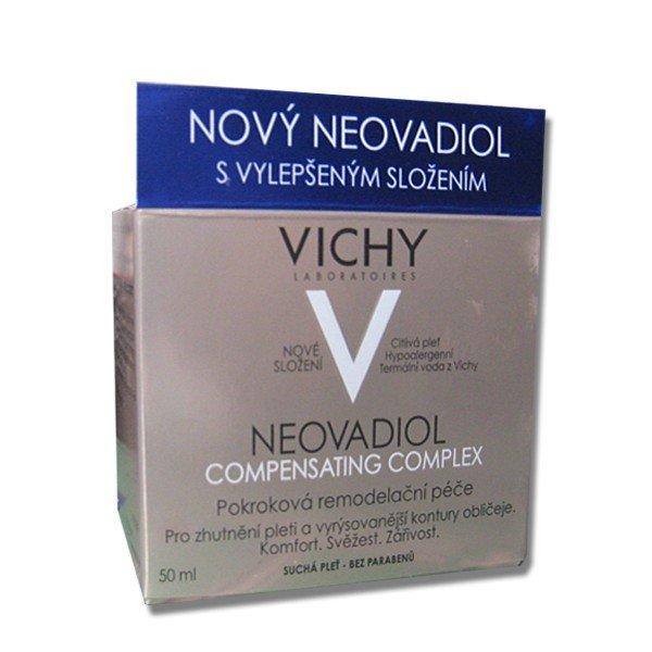 Vichy Neovadiol Compenzating Comlex na suchou pokožku 50 ml - Vichy Neovadiol Gf denný krém PS R15 50 ml