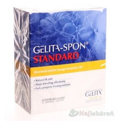 GELITA-SPON DENTAL CUBE