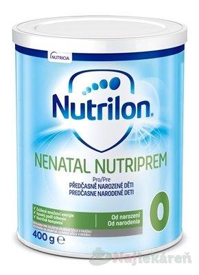 Nutrilon 0 NENATAL NUTRIPEM