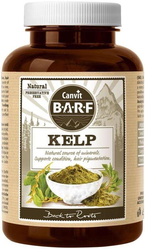 Canvit BARF Kelp doplnok stravy pre psov 180 g