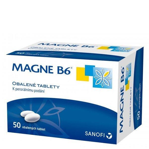 Sanofi Magne B6 50 tbl