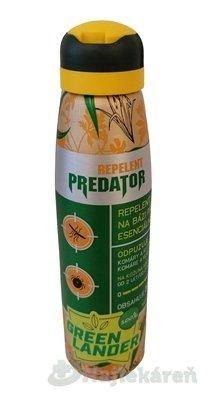 PREDATOR REPELENT GREEN LANDER 150ml - Predator repelent BIO spray 150 ml