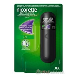 Nicorette Spray 1mg/dávka