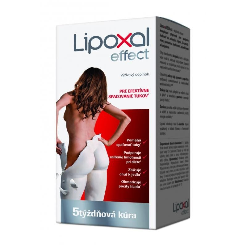 Salutem Pharma Lipoxal Effect 120 tabliet