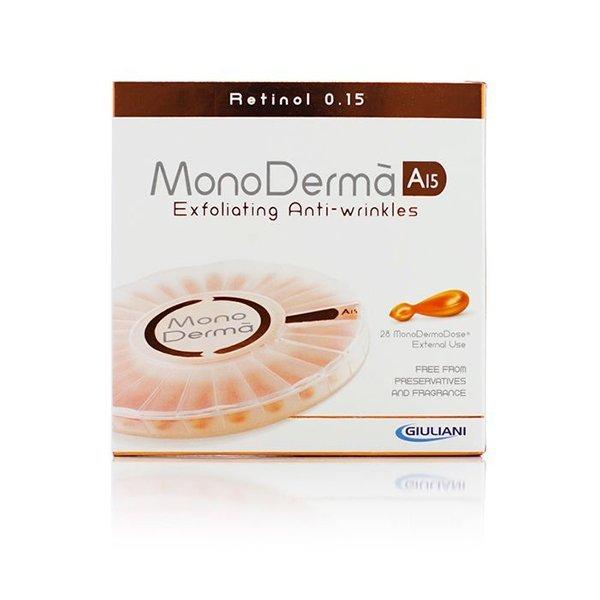 Monoderma A15 čistý 0,15% vitamín A na pleť 28ks