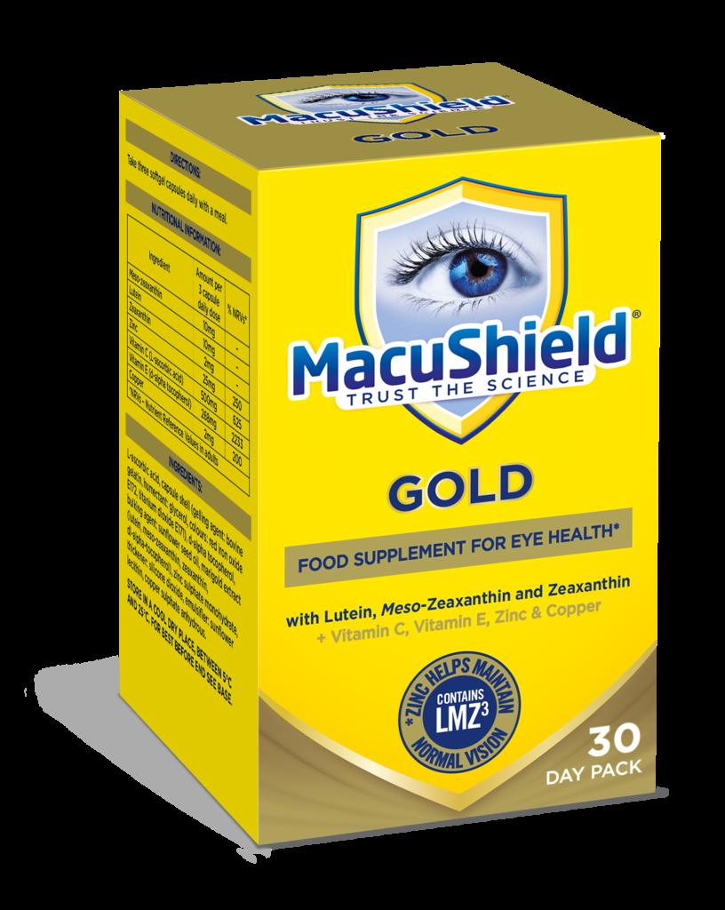 MacuShield Gold 90 kapsúl