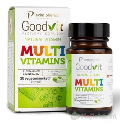 Goodvit Natural MULTIVITAMINS
