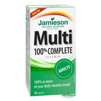 Jamieson Multi COMPLETE pre dospelých 25 tbl