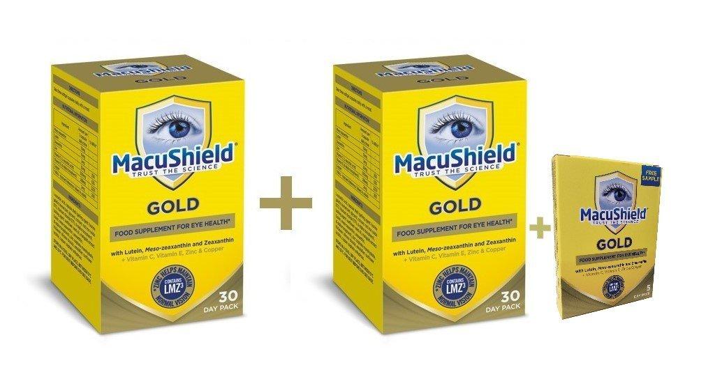 MacuShield MacuShield GOLD - 2 x 90 tabliet