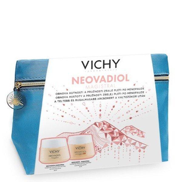 Vichy Neovadiol Magistral XMAS 2020 - Vichy Neovadiol magistral XMas2020 denný balzam 50 ml + nočný balzam 50 ml darčeková sada