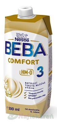 BEBA COMFORT 3 HM-O Liquid, 500ml