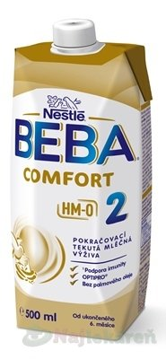 BEBA COMFORT 2 HM-O Liquid, 500ml