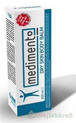 Medimento balzám na suchú pokožku 200ml - Medimento balzam na suchú pokožku 200 ml