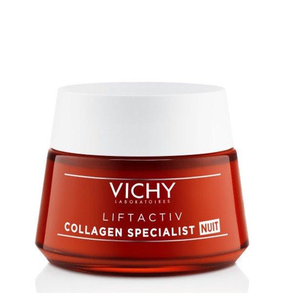 Vichy Liftactiv Collagen Specialist nočný 50ml
