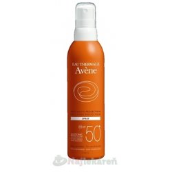 AVENE SPRAY SPF50+ (TRÈS HAUTE PROTECTION)