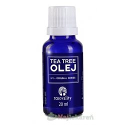 renovality TEA TREE OLEJ