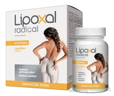 Lipoxal Radical 180 ks tabliet - Lipoxal Radical 180 tabliet
