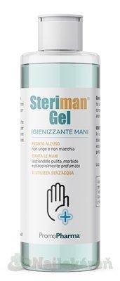 Steriman Gél – dezinfekčný gél na ruky - Steriman Gél dezinfekčný gél na ruky 100 ml