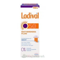 Ladival URBAN fluid SPF 50+