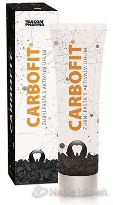 CARBOFIT Zubná pasta