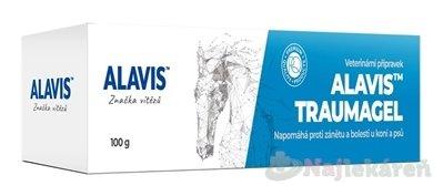 ALAVIS TRAUMAGEL - Alavis Traumagel pre psy a kone 100 g