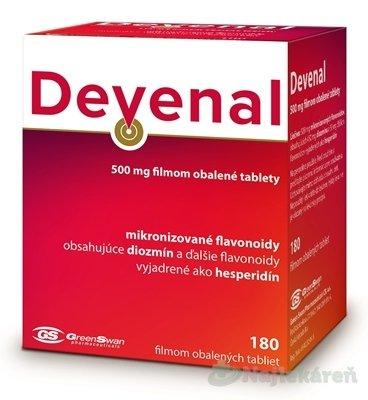Devenal - Devenal tbl.flm.180 x 500 mg