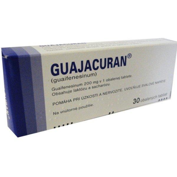 Guajacuran tbl.obd.30 x 200mg