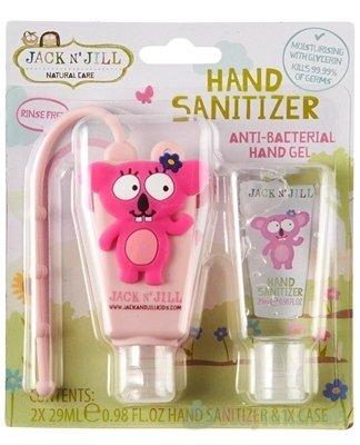 JACK N´JILL Antibakteriálny gél na ruky pre deti - Jack N´Jill Antibakteriálny gél na ruky pre deti Koala 2 x 29 ml