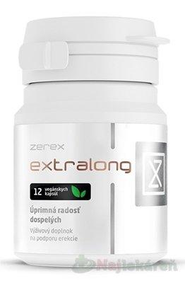 Zerex Extralong - Zerex Extralong 12 kapsúl