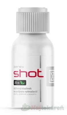 Zerex Shot, 25ml - Zerex Shot 25 ml