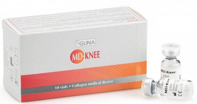 Guna MD Knee 10x2 ml