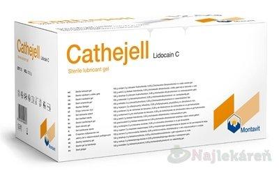 CATHEJELL LIDOCAIN C, 25ks