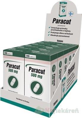 Paracut 500 mg Multipack 12x30ks (360 tabliet)