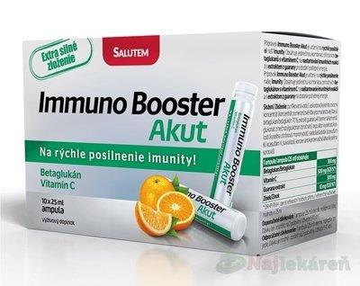 Immuno Booster Akut SALUTEM 10x25ml