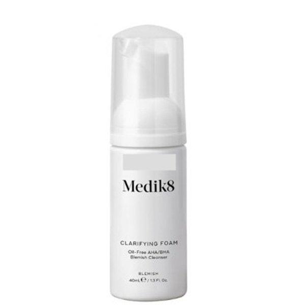 Medik8 TRAVEL Clarifying foam, 40 ml
