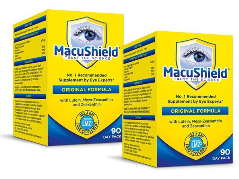 MacuShield - 2 x 90 tabliet