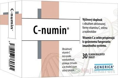 GENERICA C-numin, 30ks