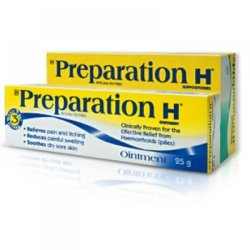 PREPARATION H UNG PROTI HEMOROIDOM 25G