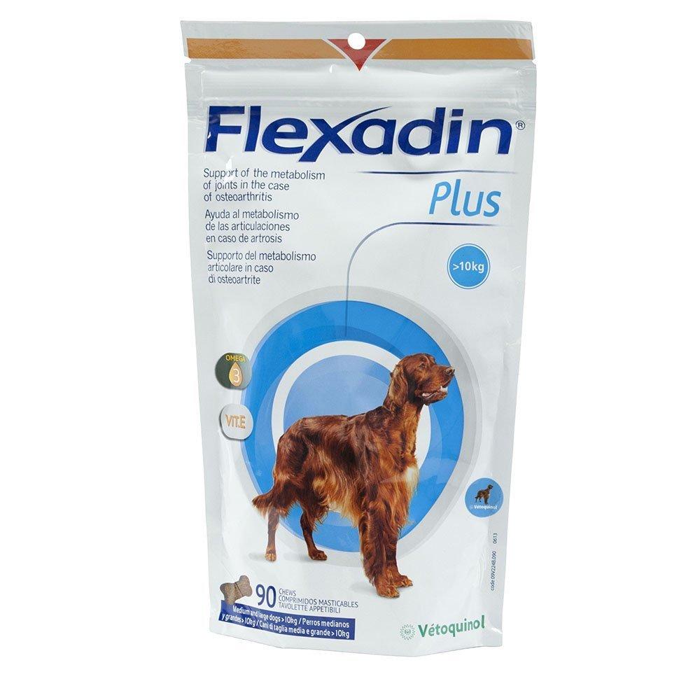 Flexadin Plus na kĺby pre veľké a stredne veľké psy 90tbl