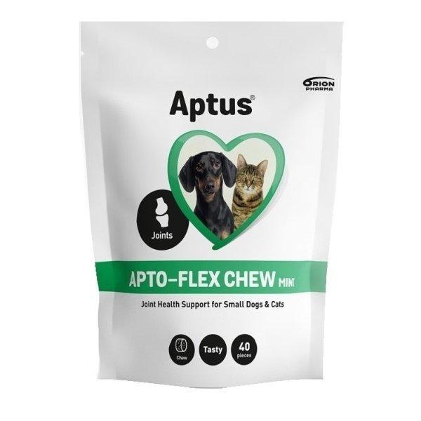 Apto-flex Chew Mini na kĺby pre malé psy a mačky 40tbl