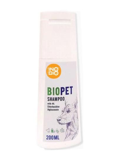 BioPet šampón s chlórexydínom pre psy 200ml