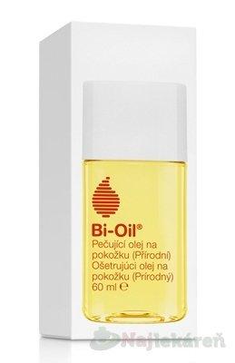 Bi-Oil Ošetrujúci olej na pokožku - Bi-Oil PurCellin Oil 60 ml