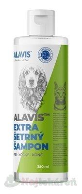 ALAVIS Extra šetrný ŠAMPÓN, 250ml