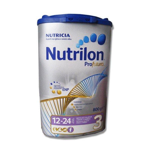 Nutrilon 3 Profutura 800 g mliečna výživa od ukončeného 12. mesiaca