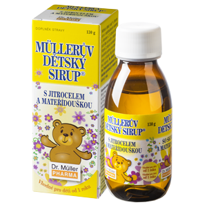 Dr.Müller Sirup detský 130 g