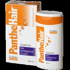 PantheHair šampón na normálne vlasy 200ml