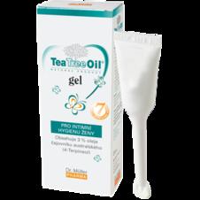 Dr. Müller Tea Tree Oil vaginální gel 7x7,5 g
